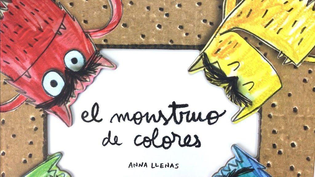 el monstruo de colores cuento infantil
