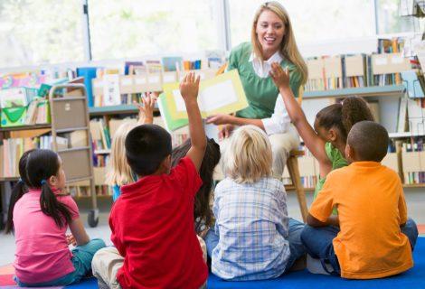 Evolución de la educación infantil