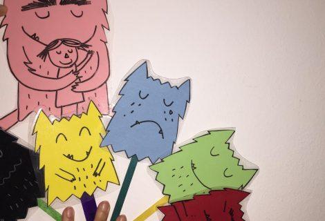 El monstruo de los colores: Educación infantil emocional