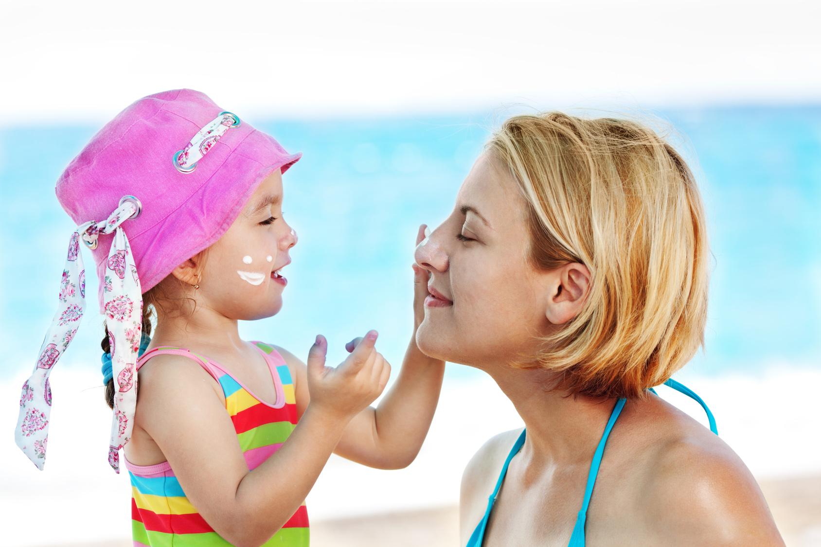 como proteger a tu hijo en verano