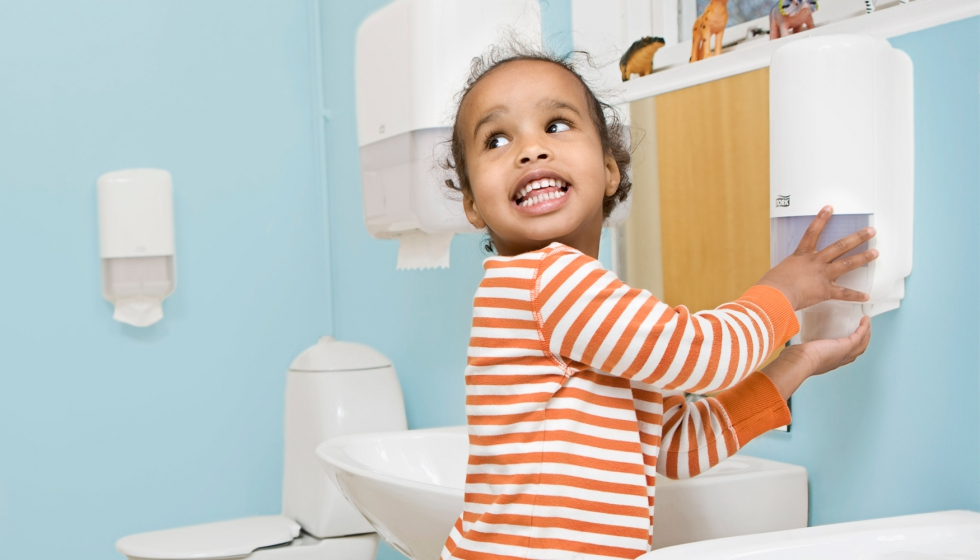 buena higiene escuela infantil
