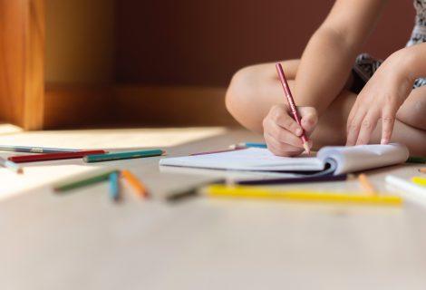 ¿Cómo se trabaja la grafomotricidad en la educación infantil?